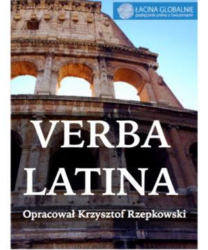 Czasowniki łacińskie