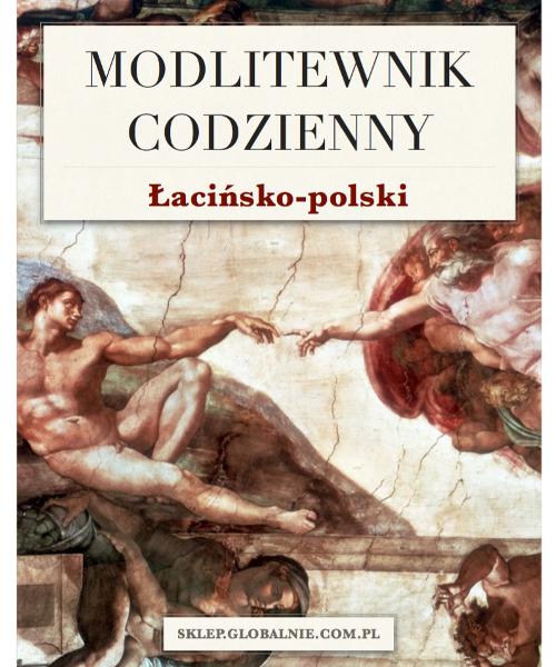 Modlitewnik codzienny łacińsko-polski | PDF |