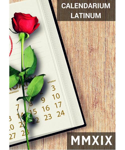 Kalendarz łaciński 2019
