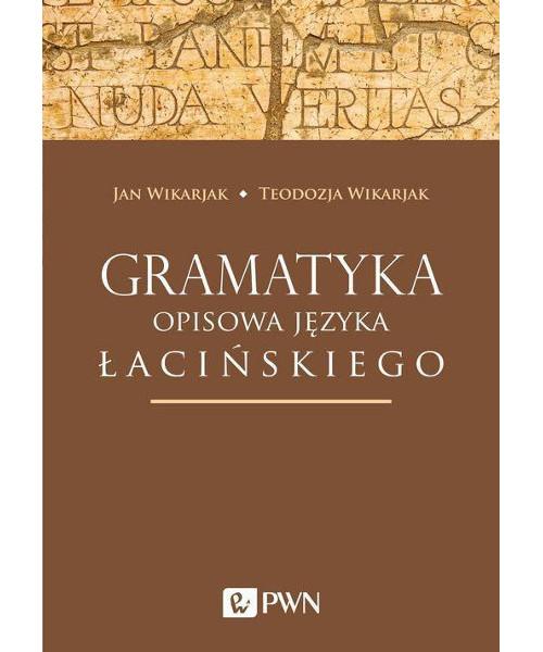 Gramatyka opisowa języka łacińskiego