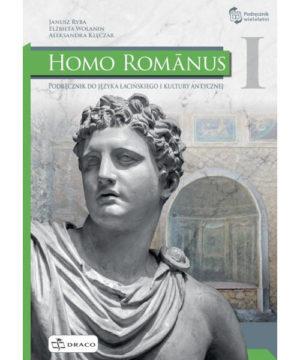 Homo Romanus 1. Podręcznik do języka łacińskiego i kultury antycznej
