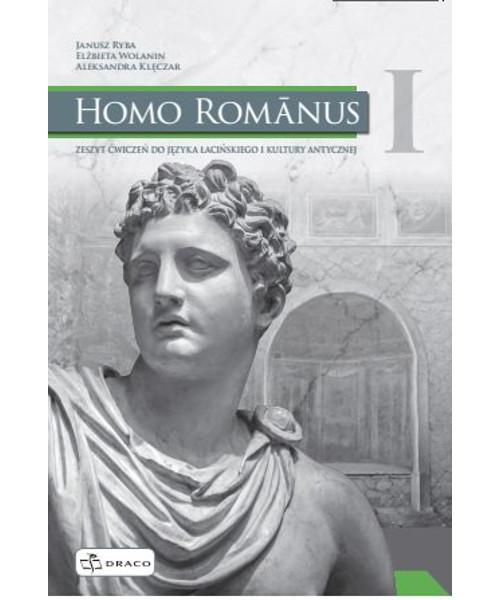 Homo Romanus 1. Zeszyt ćwiczeń do języka łacińskiego i kultury antycznej