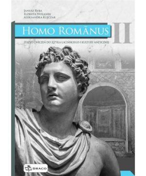Homo Romanus 2. Zeszyt ćwiczeń DRACO