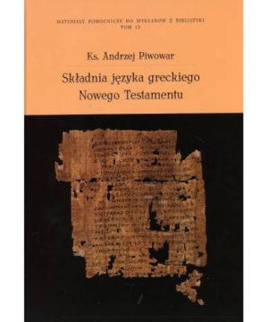 Składnia języka greckiego Nowego Testamentu