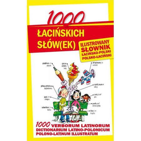 Anna Kłyś, 1000 łacińskich słów(ek). Ilustrowany słownik