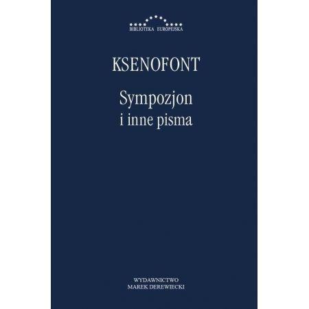 Ksenofont, Sympozjon i inne pisma