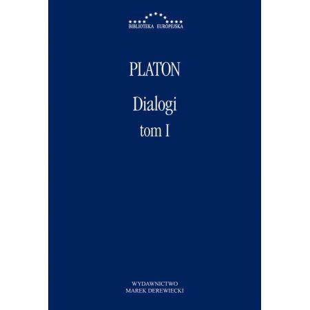 Platon, Dialogi T.1