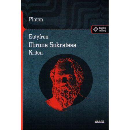Platon, Eutyfron. Obrona Sokatesa. Kriton wyd. 2
