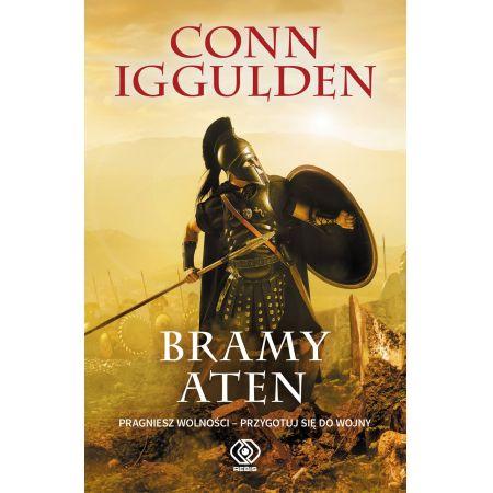 Conn Iggulden, Bramy Aten. Ateńczyk. Tom 1