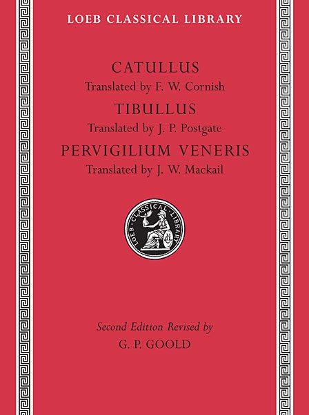 Katullus, Tibullus: Poezje. Pervigilium Veneris