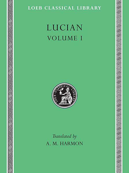 Lukian: Dzieła