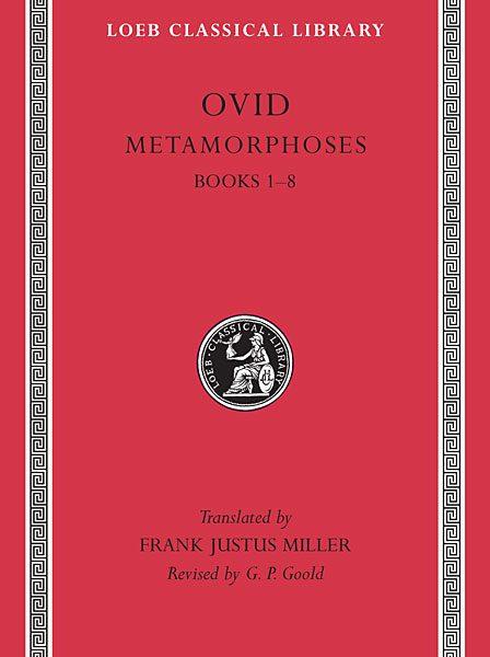 Owidiusz: Metamorfozy, Tom I