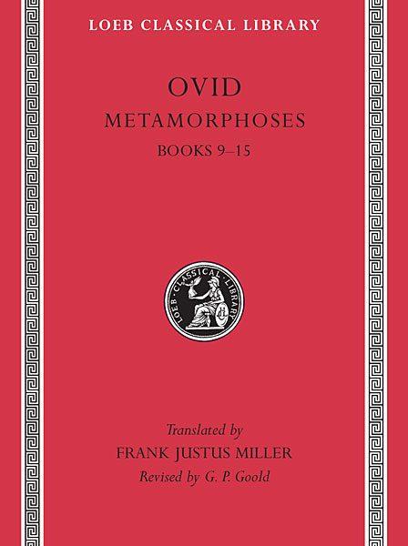 Owidiusz: Metamorfozy, Tom II