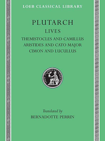Plutarch: Żywoty, Tom II