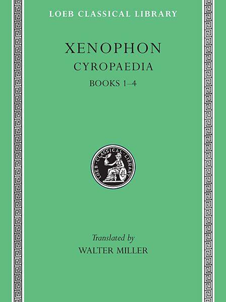 Ksenofont: Cyropaedia, Tom I