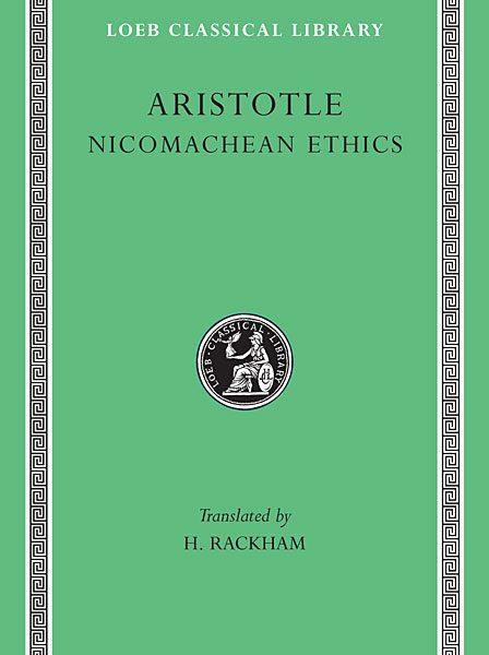 Arystoteles: Etyka Nikomachejska