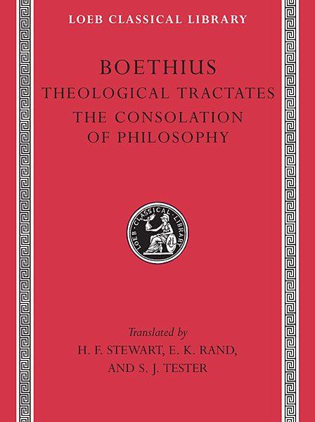 Boecjusz: Traktaty teologiczne. O pocieszeniu, jakie daje filozofia