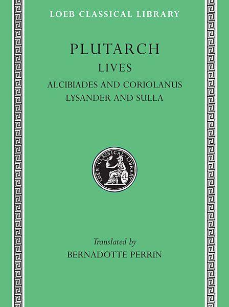 Plutarch: Żywoty, Tom IV