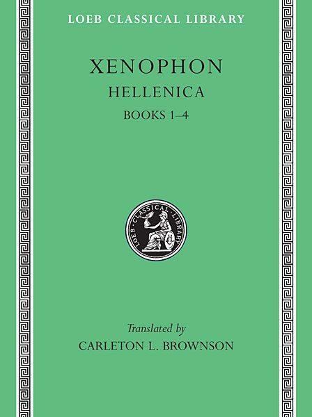 Ksenofont: Hellenika, Tom I