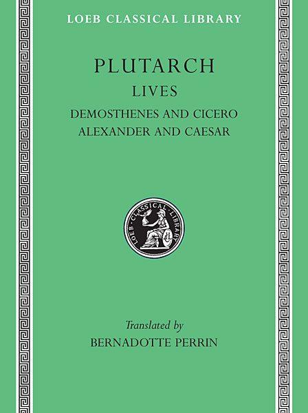 Plutarch: Żywoty, Tom VII