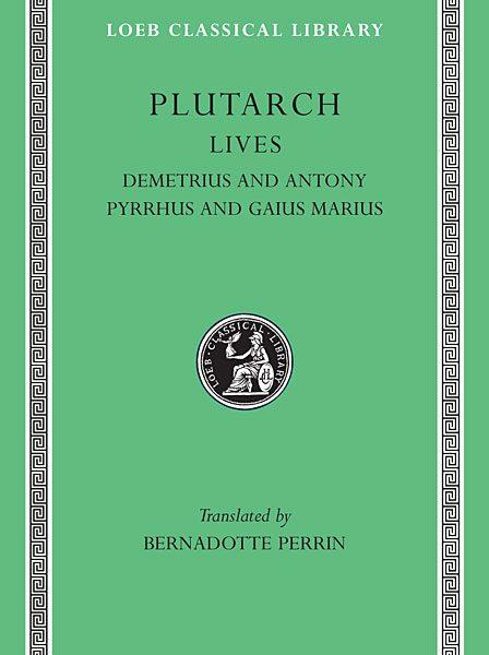 Plutarch: Żywoty, Tom IX
