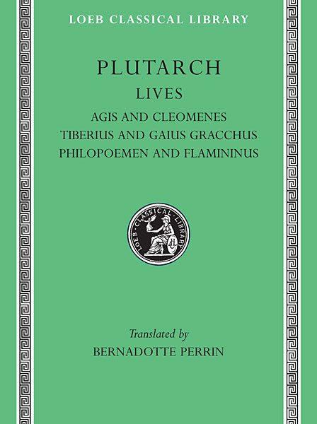 Plutarch: Żywoty, Tom X