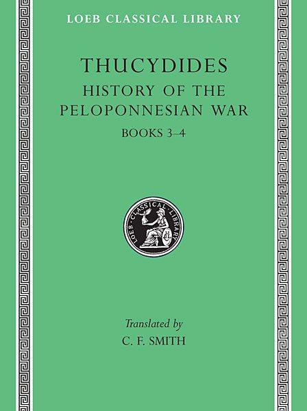 Tukidydes: Wojna peloponeska, Tom II