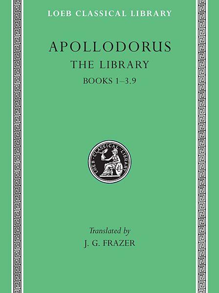 Apollodor: Biblioteka, Tom I
