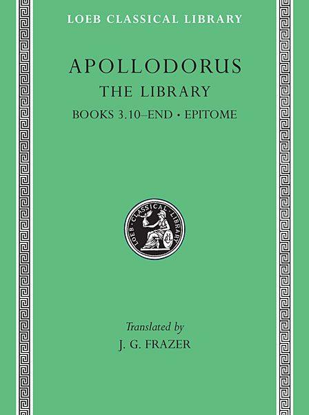 Apollodor: Biblioteka, Tom II