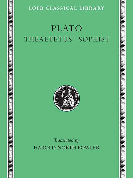 Platon: Teajtet. Sofista