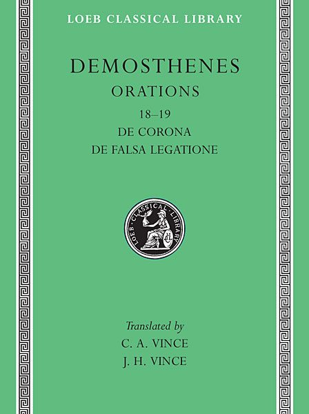Demostenes: Mowy, Tom II