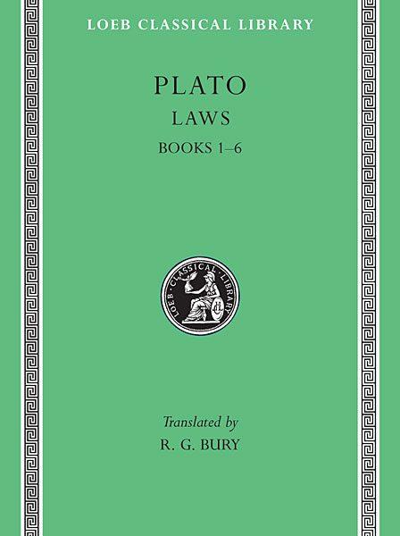 Platon: Prawa, Tom I