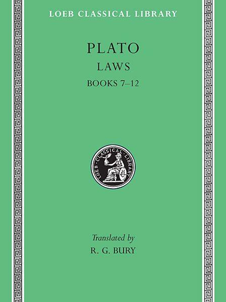 Platon: Prawa, Tom II