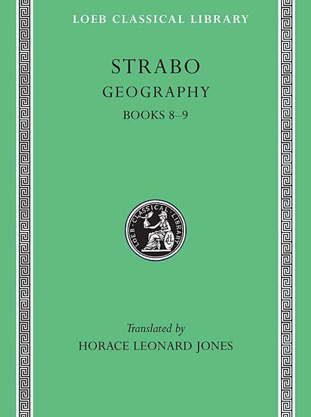 Strabon: Geografia, Tom IV