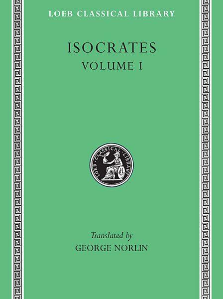 Izokrates: Do Demonika. Nikokles. Nikokles, czyli Cypryjczycy. Panegiryk. Filip. Archidamos