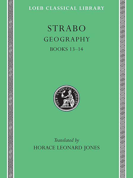 Strabon: Geografia, Tom VI