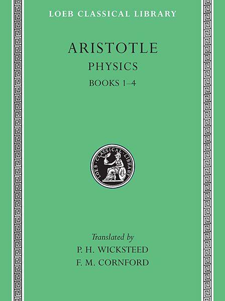Arystoteles: Fizyka, Tom I