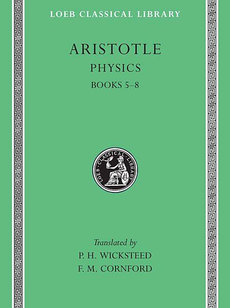 Arystoteles: Fizyka, Tom II