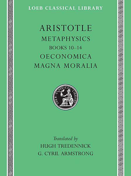 Arystoteles: Metafizyka, Tom II