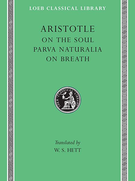 Arystoteles: O duszy. Parva Naturalia. O oddychaniu