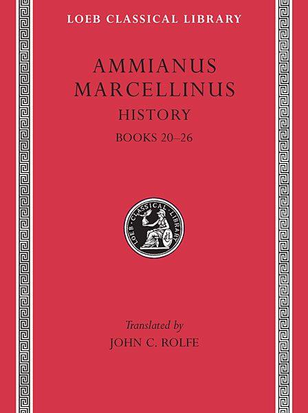 Ammianus Marcellinus: Historia, Tom II