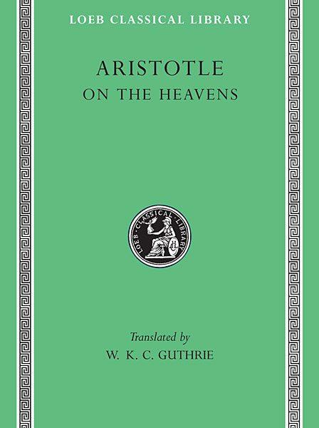 Arystoteles: O niebie