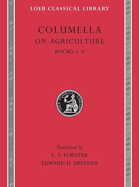 Columella: De re rustica, Tom II