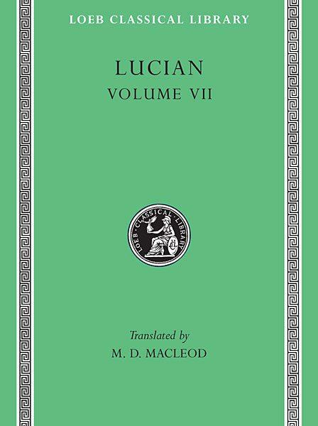 Lukian: Dialogi zmarłych. Dialogi bogów morskich. Dialogi bogów. Dialogi heter
