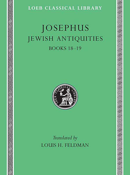 Józef Flawiusz: Starożytności żydowskie, Tom VIII