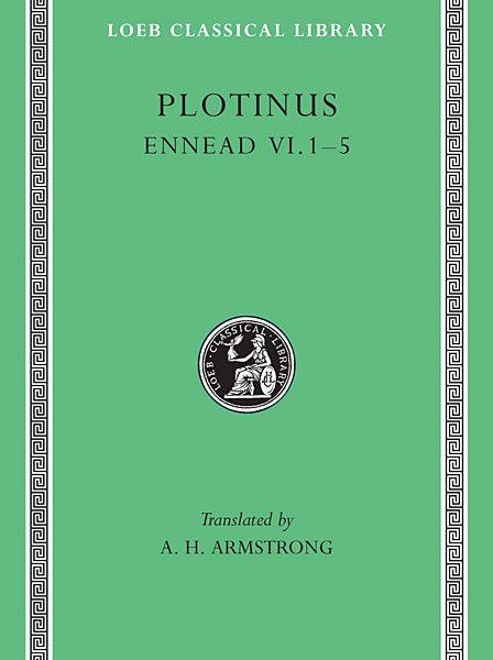 Plotyn: Enneady, Tom VI: 1-5