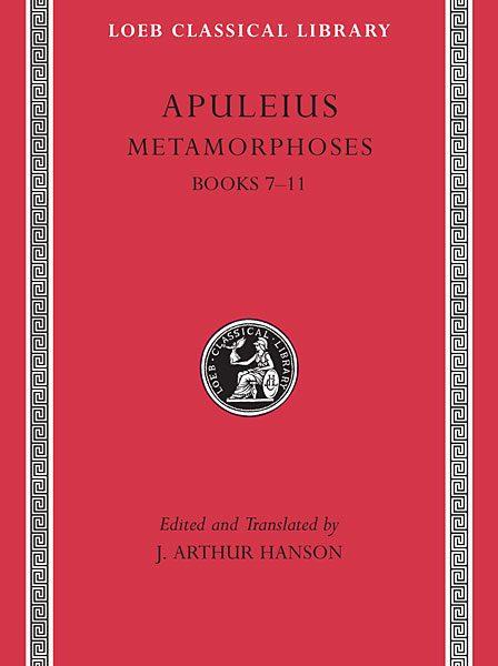 Apulejusz: Metamrfozy albo złoty osioł, Tom II