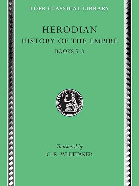 Herodian: Historia imperium, Tom II