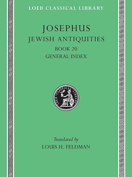 Józef Flawiusz: Starożytności żydowskie, Tom IX