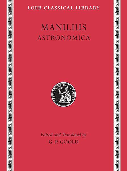 Marek Maniliusz: Astronomica